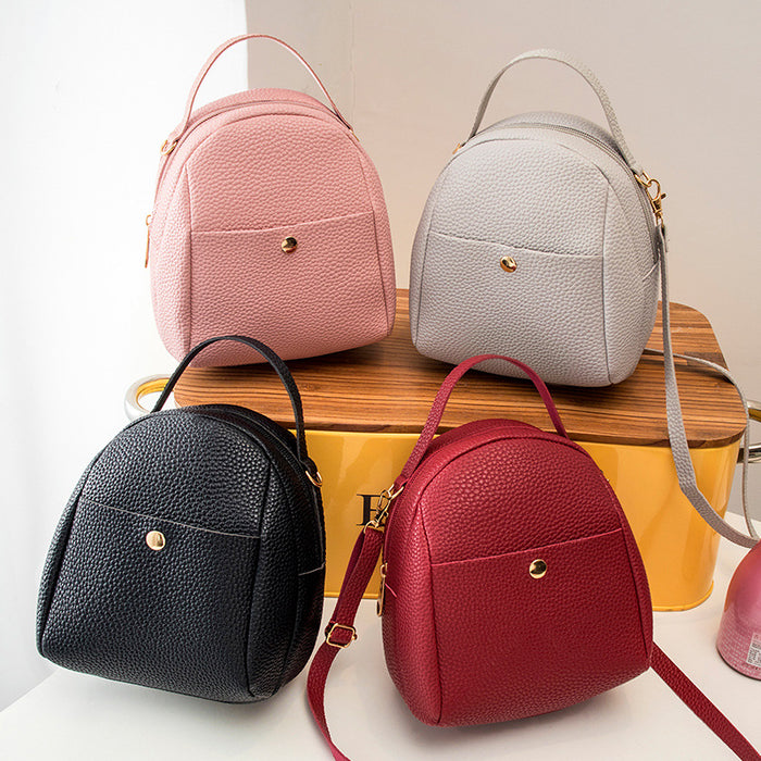 famous brand small women backpack Luxury fashion shoulder bags 2019 female mini crossbody back pack for ladies girls kid bagpack