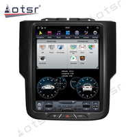 Android 9.0 4G + 64GB Vertical screen Tesla Style Car Radio Player GPS Navigation