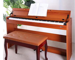 Home 88 key hammer electronic piano