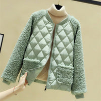Short cotton jacket for women 2020