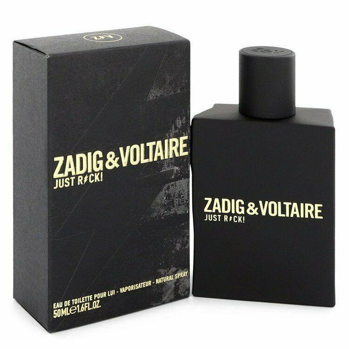ZADIG & VOLTAIRE: Just Rock, Eau De Toilette Spray, for Men, 50 ml/ 1.6 oz