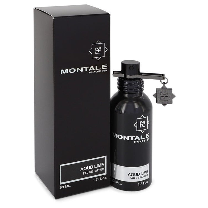 MONTALE: Montale Aoud Lime, Eau De Parfum Spray, Unisex, 50 ml/ 1.7 oz