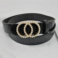 Luxury brand belts for women 2020 new style G ceinture femme black l