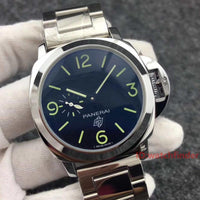 Luxury Business Automatic Leather Strap Stainless Steel Fashion Exquisite Mens designer watches Sports Watch Wristwatches