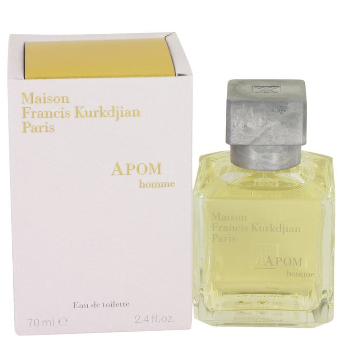 MAISON FRANCIS KURKDJIAN: Apom Homme, Eau De Toilette Spray, for Men, 70 ml/ 2.4 oz