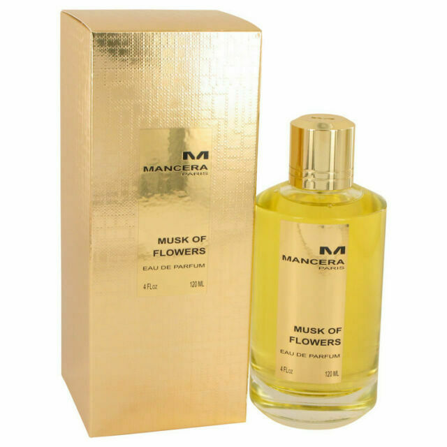 MANCERA: Mancera Musk Of Flowers, Eau De Parfum Spray, for Men, 120 ml/ 4 oz