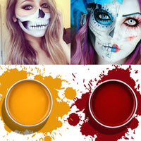 Face Paint Body Makeup Art Painting Drawing Pigment Flash shine Color Fancy Paint For Party