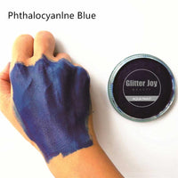 30g/pc Phthalocyanlne Blue Professional Water Activated Makeup Body Paints
