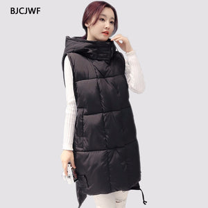 New Brand Winter Women's jacket Windproof Warm Long Cotton