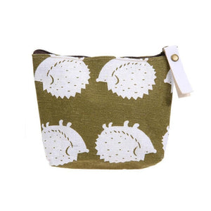 Vogvigo Animal Pine Coin Purses Women Wallets Card Holder Key Bag Money