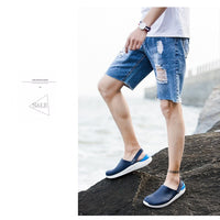 Clog Shoes For Men Quick Drying Summer Beach Slipper Flat Breathable Outdoor