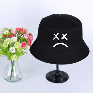 Lil Peep Hoodies Love lil.peep Logo Hat Women Mens Panama Bucket Hat Lil Peep Hoodies Love lil.peep Fishing Fisherman Hat