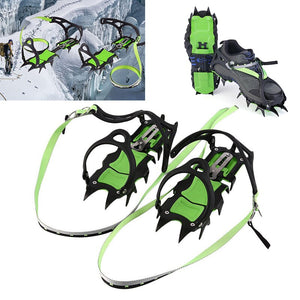 Ourpgone Brand 1*Outdoor Camping Tools Crampon Traction Cleats Snow