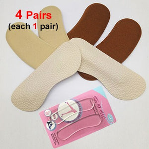 Leyou 3 to 9 Pairs Heel Grips For Shoes Cushion Pads Heel Liner Grip Inserts Shoe