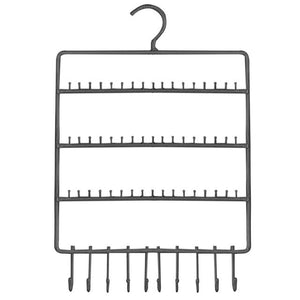 10 Hook Wall Earring Jewelry Organizer Earring Organizer Hanging Holder Necklace Display Stand Rack Holder Rack Jewelry Hanger