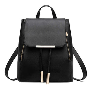 Women Backpack Purse Fashion Leather Rucksack Ladies Travel Shoulder Bag for Women Leather Backpack