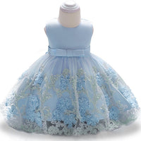 Lace Girl Summer Clothes Newborn Baby Dress Kids Party Wear Princess Costume For Girl Tutu Infant 1-2 Year Birthday Dresses