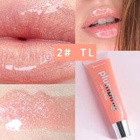 Plumping Lip Gloss Wet Cherry Gloss Big Lip Gloss Moisturizer Shiny