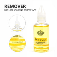30ml Remover For Lace Wig Hair Extension Remover Bond And Toupee Tape Super Hair Bonding Glue Professional Salon Hair Tools