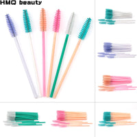 Eyelash Extension Disposable Eyelash Brush Mascara Stick Applicator Propeller Eye Lash Makeup Brush Set Makeup Tools