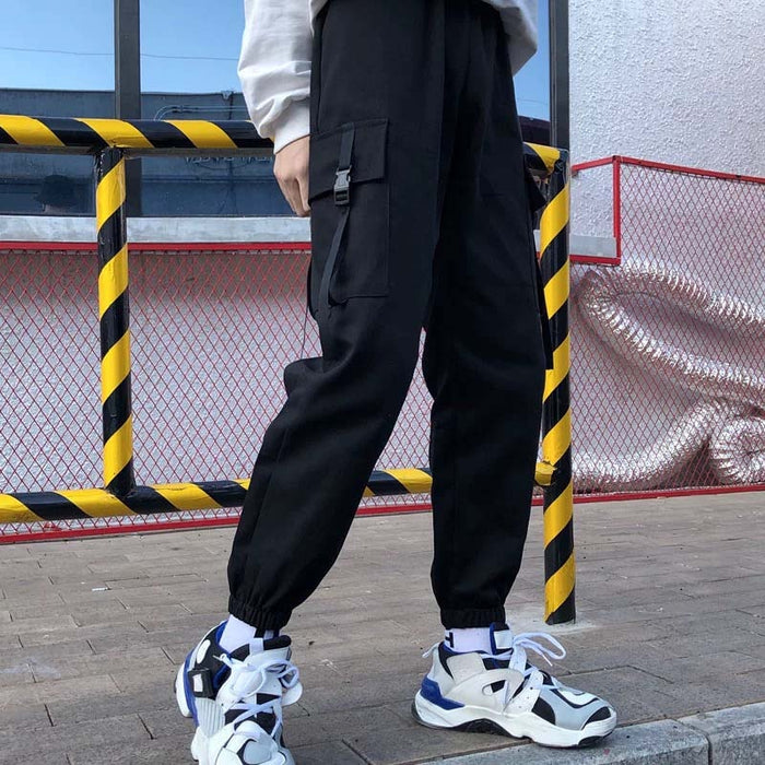 cargo pants women harem joggers hosen black plus size trousers streetwear harajuku sweatpants calcas feminina baggy pants hosen