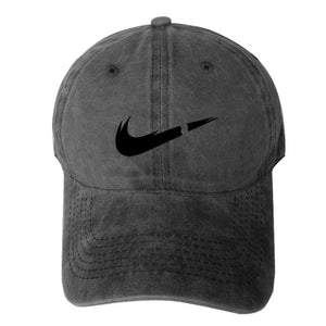 Casual Men Cotton Solid Baseball Cap Vantage Women Baseball Hat  Adjustable Snapback