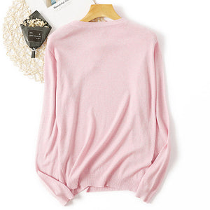Hot Fashion Shiny Lurex Knitted Sweater Female Sexy Sweater Women Pullover Sweater Women Winter Pullover Loose Jumper Pull Femme