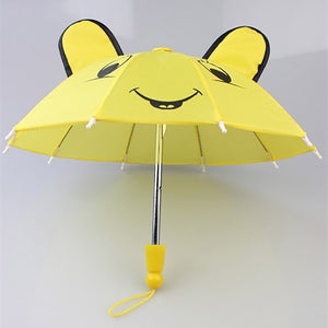 Economical Beautiful Umbrella Accessories Kids Girls Gifts Suitable for 18inch American Girl Doll ds99