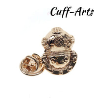 Lapel Pin For Women Music Squirrel Aircraft Brooches Suit Pin Men Wedding Party Lapel Pins Jewelry By Cuffarts PT0018