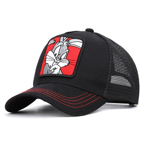 2019 New Cotton Animal Hat High Quality Patch Embroidered Baseball Caps M Snapback Hats For Men Women Garros