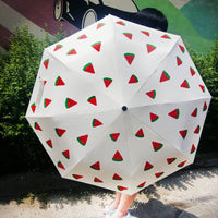 Quality Folding Umbrella for Women Brand Travel Anti-UV Windproof Rain Flower Modish Female Sun Girl Parasol Pocket Umbrellas