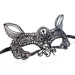 New Sale 2Pcs/lot 15 Styles Sexy Women Black Lace Eye Face Mask Masquerade Party Ball Prom Halloween Costume Lace Party Masks