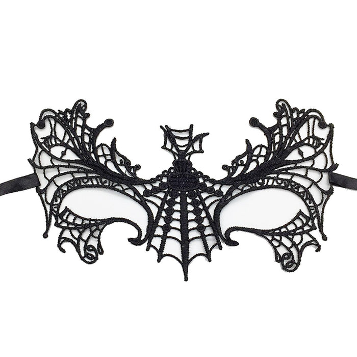 Party Masquerade Queen Mask Sexy Lace Eye Mask Women Cosplay Costume Halloween Masks Christmas Party For Women Dropshipping