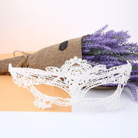 Lace Sexy Party Bar Nightclub Mask Decor Halloween Eye Mask Black For Women