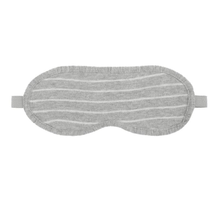 Cotton Sleeping Eye Mask Eyeshade Women Men Soft Portable Stripe Eye Patch for dormitory company Sleeping To Prevent the light