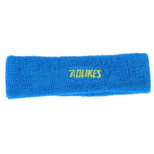 Yoga Hair Bands Cotton Sweat Headband For Men Sweatband Women Head Sweat Bands Sports Safety