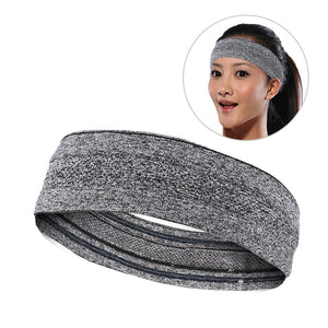 Anti-Slip Sweatband Professional Moisture Absorption Sports Sweat Head Band for Men and Women Yoga Hair Bands