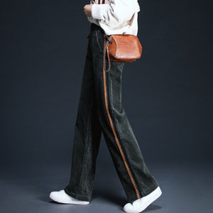 Free Shipping 2019 New Fashion Elastic High Waist Long Pants For Women Trousers Plus