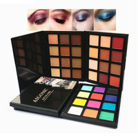 5 Colors Matte Glitter Eyeshadow Palette Waterproof Lasting Shiny Shimmer Eye Shadow Maquillajes Para Mujer TSLM2