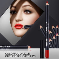12 colors Lip Liner Decorated Lip Nude Lip Pencil Mh1603 new arrival