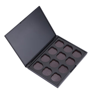 Magnetic Makeup Palette Eye Shadow Holder Pigment Tray Holder Box Case (without Eyeshadow)