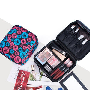 Travel Makeup Storage Bag Case Box Women Cosmetic Pouch Bags Home Accessories