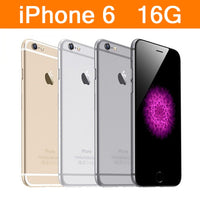 Original Apple IPhone 6 ROM 16G Dual Core IOS Smartphone 4.7 Inch IPS RAM 4G