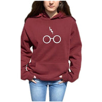 2018 Spring Autumn Hoodies Sweatshirts Women Long Sleeve Warm Hooded Pullover print Letter Cotton Sweatshirt Casual Female Coat