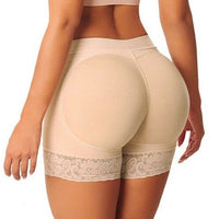 CXZD Women Shaper Padded Butt Lifter Panty Butt Hip Enhancer Fake Hip Shapwear Underwear Briefs Push Up Panties