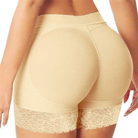 Women Booty pads Panty Bum Butt Lifter Ass Big Control Panties Fake Hip Enhancer Shaper Brief Push Underwear Bottom Panty Push