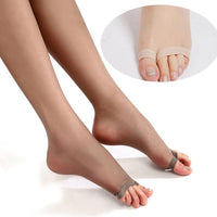 Summer Sexy Tights Women Nylons Pantyhoses Panty Collant Medias de mujer Open Toe Sheer Ultra-Thin Seamless mujer Stocking