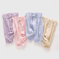 0-3Y Baby Pants Spring Baby Girl Clothes Newborn Pants Summer
