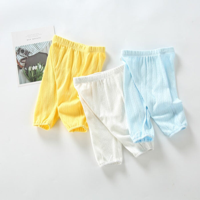 Baby pants 100% cotton baby infant leggings children clothing newborn tights boy girls pants warm and ventilated baby trousers