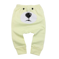 Unisex Newborn Baby Pants Kids Boy Casual Harem PP Trousers good quality Cotton Toddler Leggings Infant pants Girls